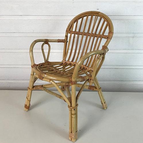 Children's Wicker Chair (?)
