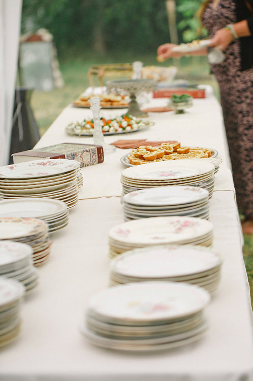 Dinner Plates & Platters - China