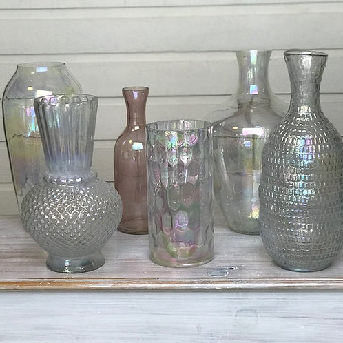 Iridescence Vase Collection