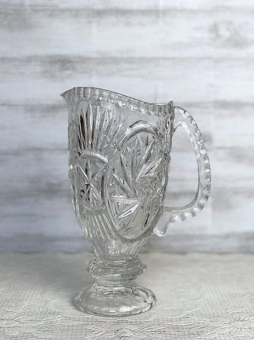 Crystal Decanter or Vase