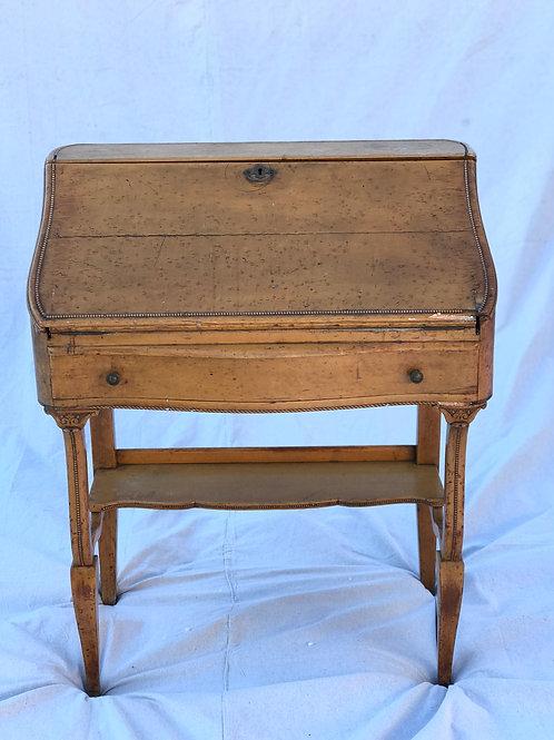 Austen- Vintage Wood Folding Desk