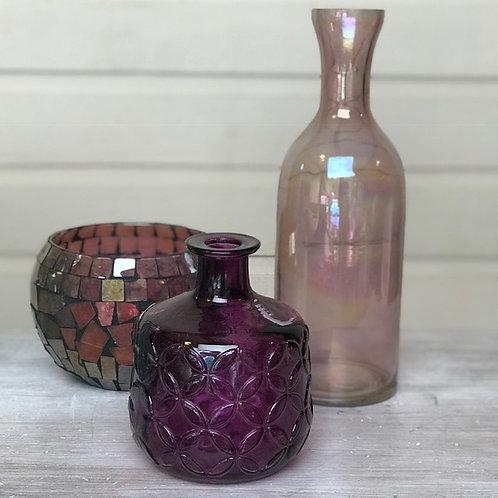Violet Vases