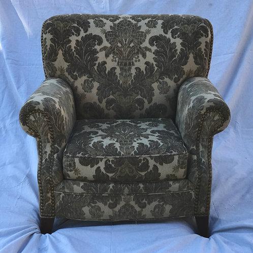 Damask Armchair