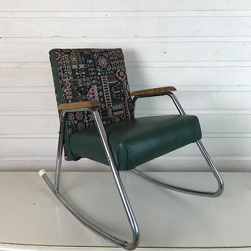 Emerald Rocking Chair