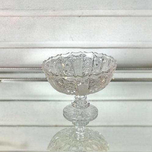 Raise Crystal Bowl