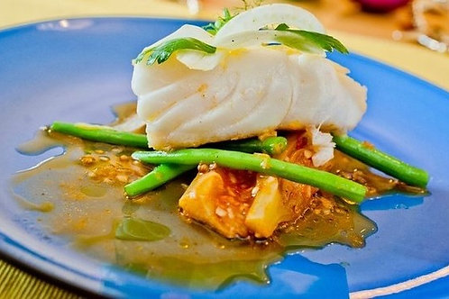 Cod Portions (skin on)(150g)