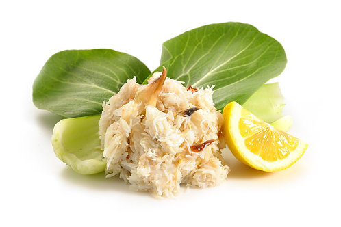 Scottish White Crab Meat (150g tub)