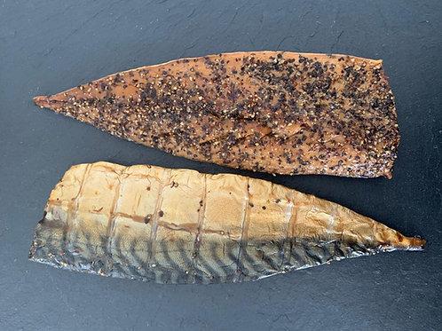 Peppered Smoked Mackerel