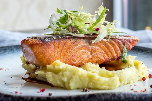 Salmon Portions (140g)