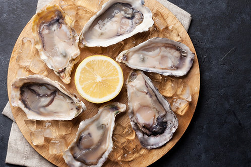 Oysters (Live)