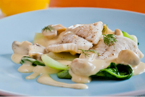 Rock Turbot Portions (130g)