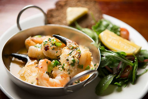 Cooked Scottish Crab Claws