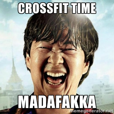 Image result for crossfit meme toes to bar