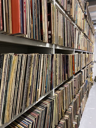 Europe 1 vente enchères vinyles rare
