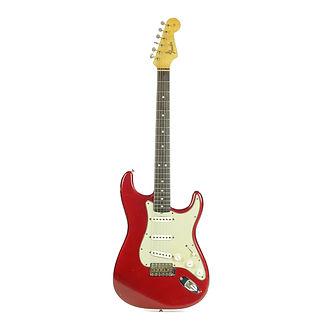 Fender Stratocaster Red vintage