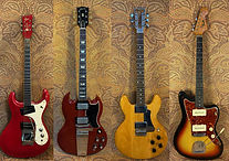 Couverture Photo Actualité Rare Guitares Enchères Music Auction
