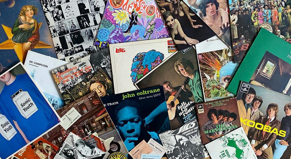 Vinyles rare