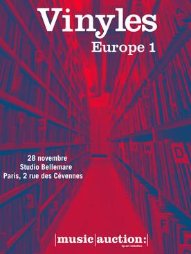 • Vente Europe 1