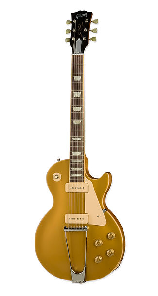 Gibson Les Paul 1952 vintage Gold