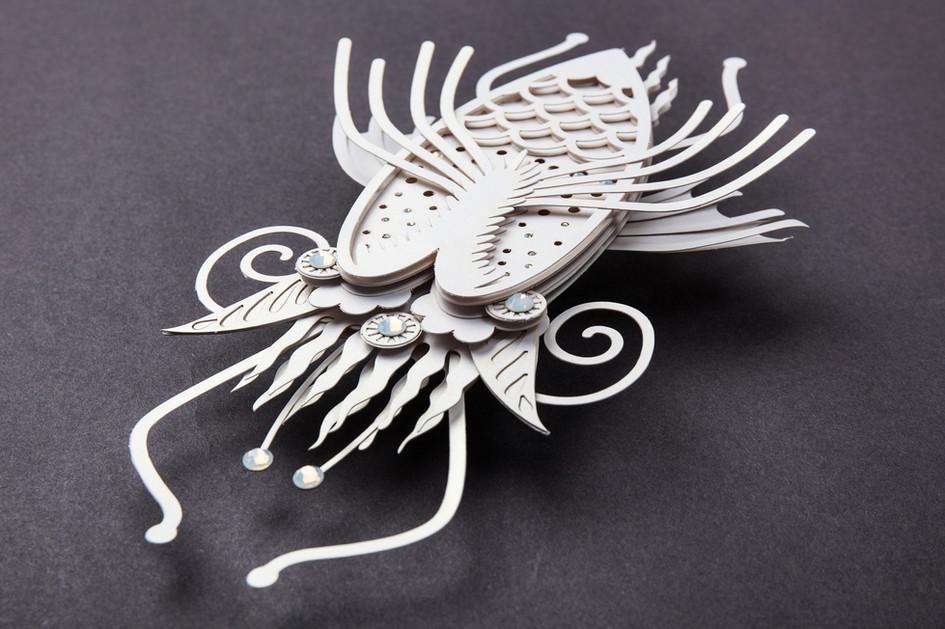 תערוכת יצורי נייר   מוזיאון יפו