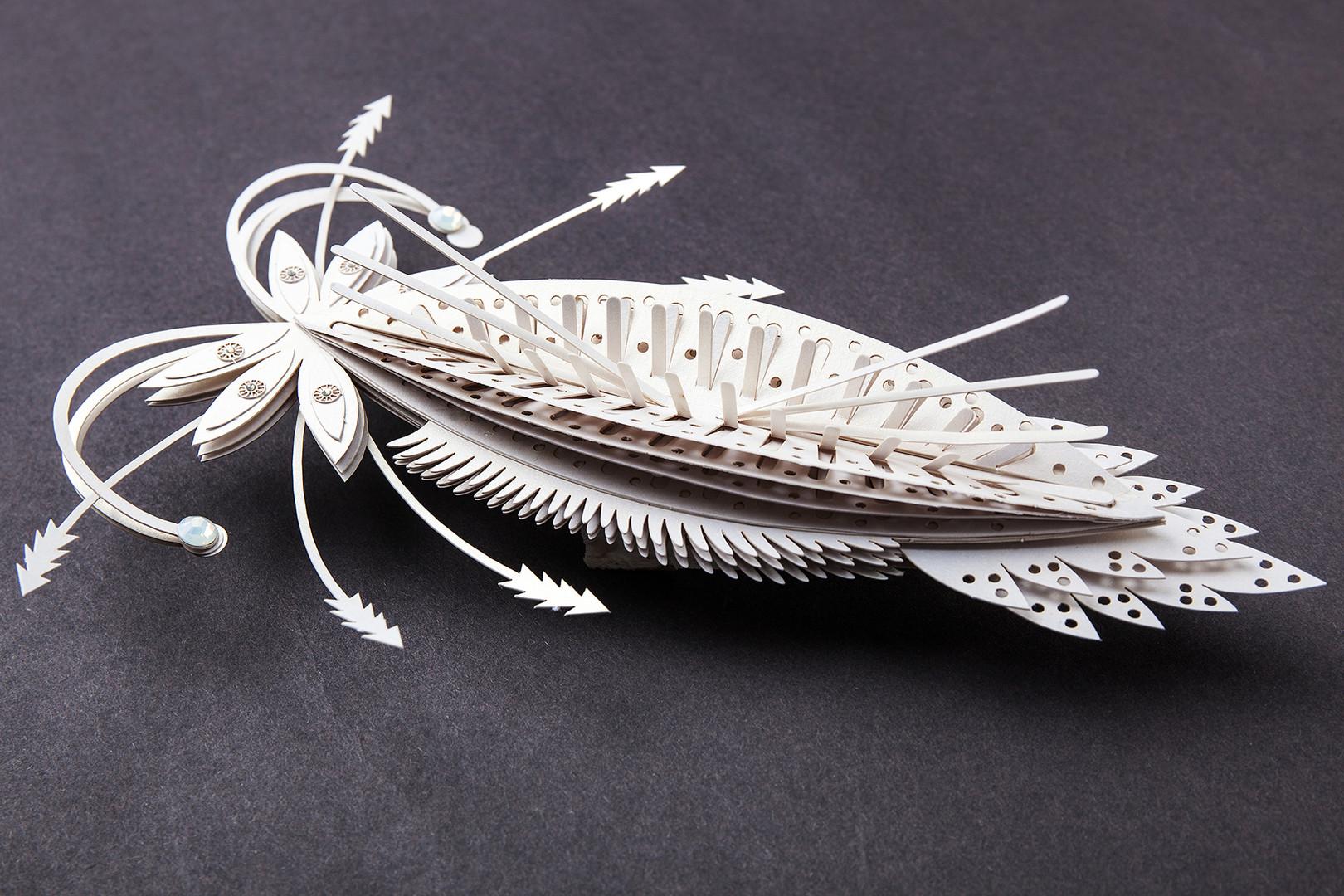 תערוכת יצורי נייר | מוזיאון יפו