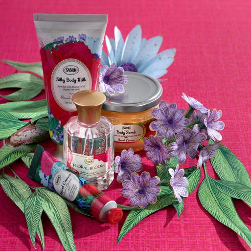 פרחי נייר Sabon