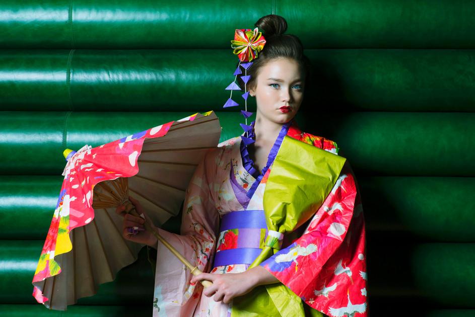 Japanese theme | Print & Design