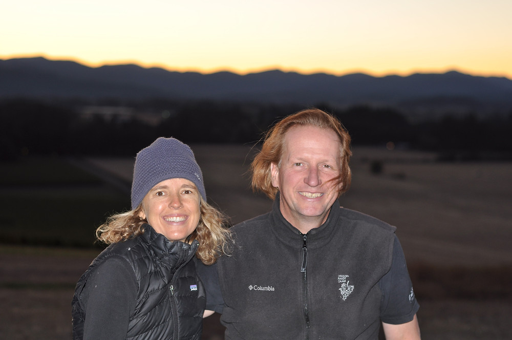 I am excited to introduce some q&a sessions with winemaker friends! First up: Thomas Houseman of Anne Amie Vineyards in Willamette Valley, Oregon.