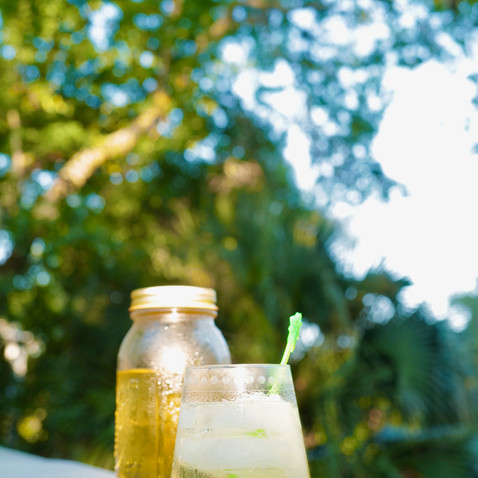 What I Drink  When I'm Not Drinking Wine (sort of)