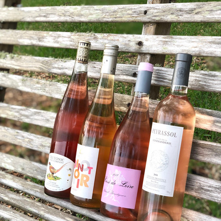 Rosé Primer: All the Things
