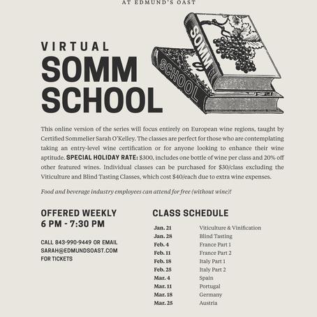 Virtual Wine School