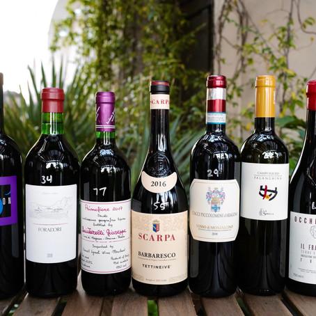 Armchair Tour of Italian Wine