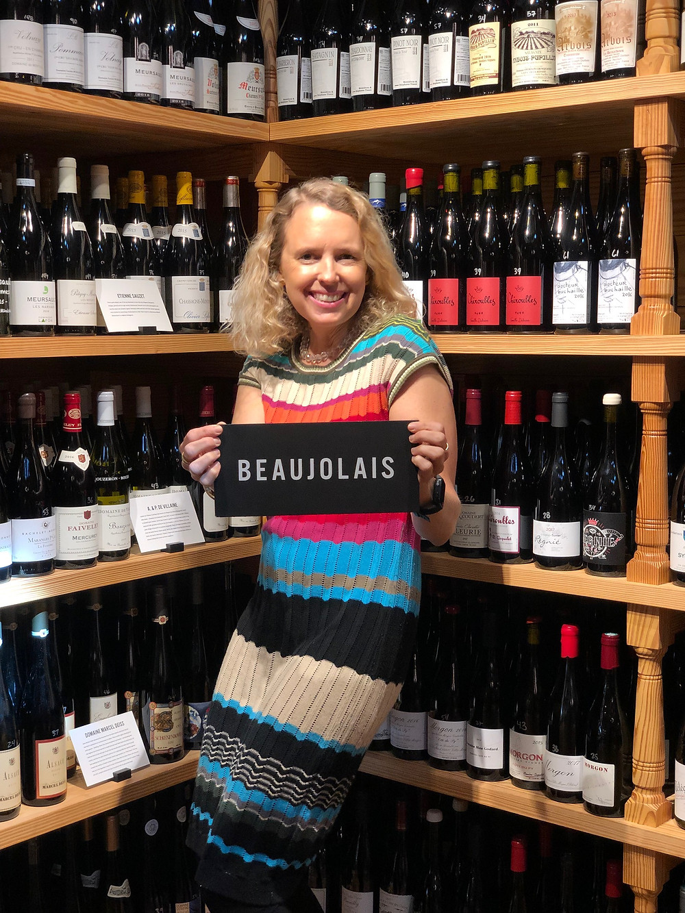 Cru Beaujolais is a superior designation for wine produced in the Beaujolais region of France. This is wine made from the Gamay grape grown on the granite slopes of northern Beaujolais -- creating beautiful, age-worthy wine.