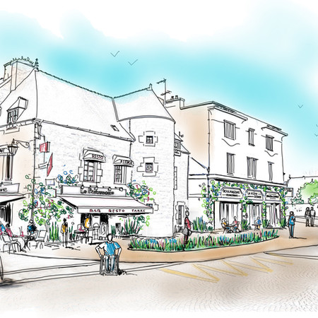 projet ville de Lannion
