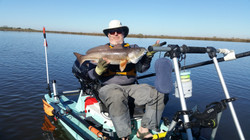 kayak fishing charter new orleans