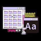 —Pngtree—memphis cartoon color hourglass folder_6487103.png