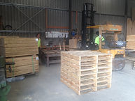 custom pallets AGT New pallets