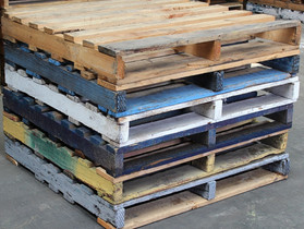 WE WILL BUY YOUR UNWANTED SECOND HAND PALLETS!!