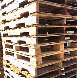 Second Hand USA Pallets 1200x1000
