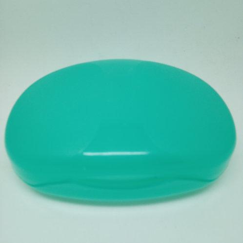 Saboneteira Verde de Plástico Plasnorthon