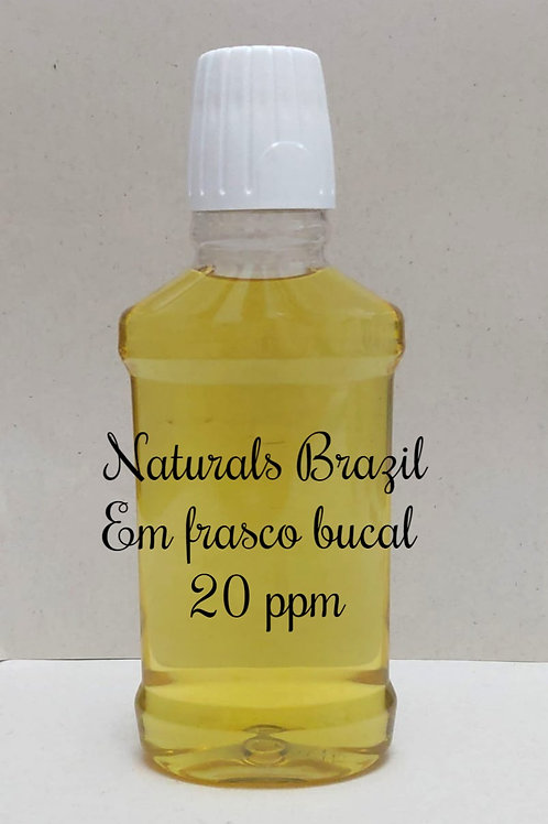 6 Unidades de Prata Coloidal 20 Ppm 300ML Bucal