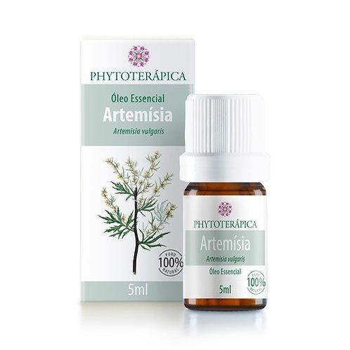 Óleo Essencial de Artemísia 5ml Phytoterápica