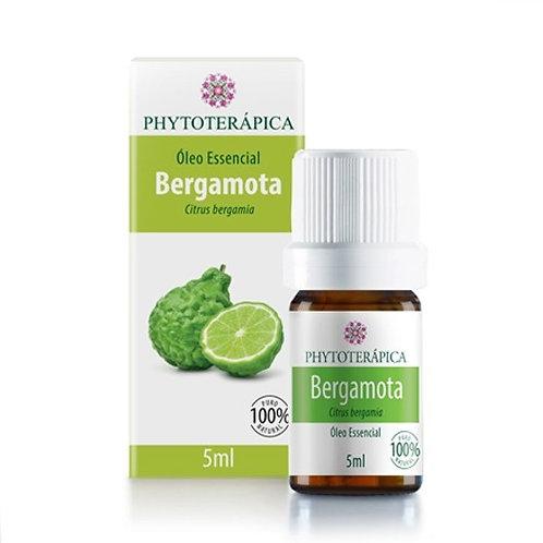 Óleo Essencial de Bergamota 5m Phytoterápica