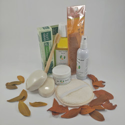 Kit Higiene Naturals Brazil