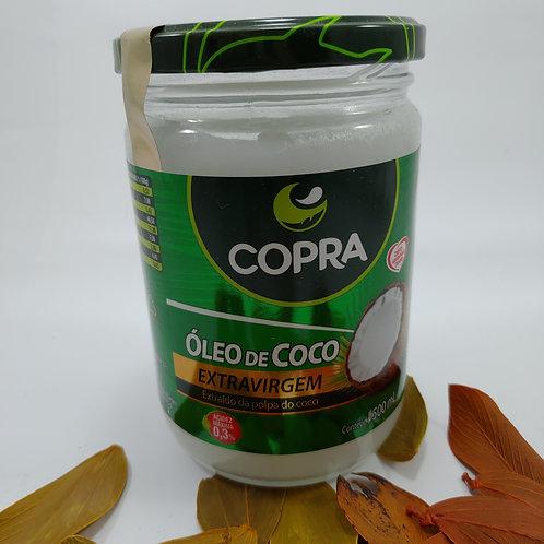 Óleo de Coco 500ml Extra Virgem Copra
