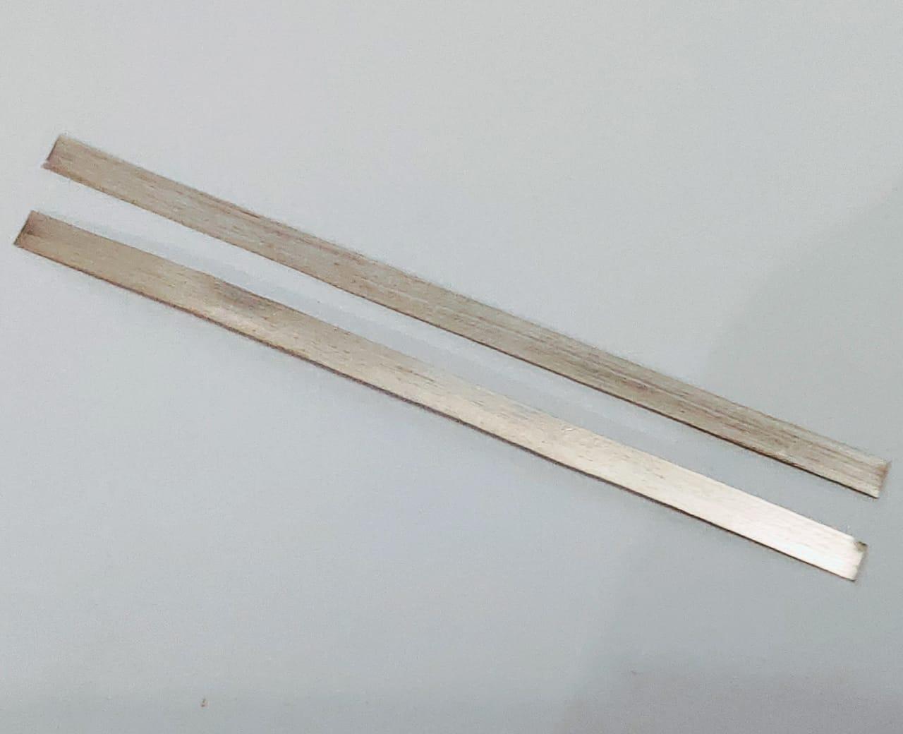 Eletrodo de prata mil para Prata Coloidal