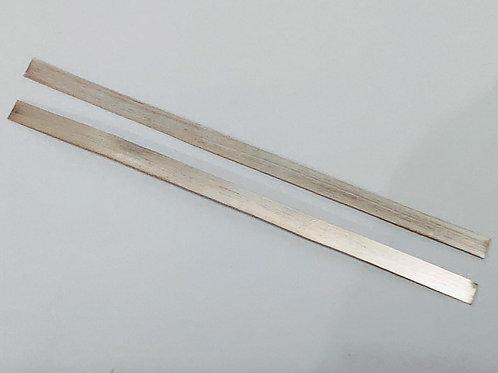 2 Eletrodos de Prata 1000 (1 par)