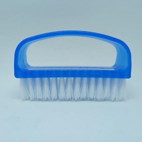 Escova De Unha De Plástico Cores (unidade)