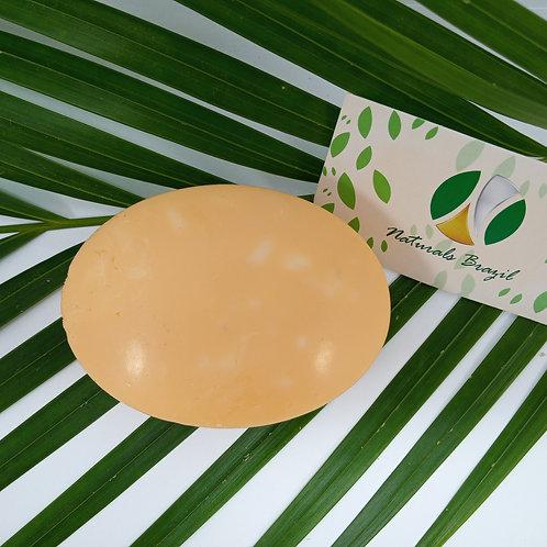 Sab Artesanal Prata Coloidal Pêssego Energy 100% Vegetal 100 gr