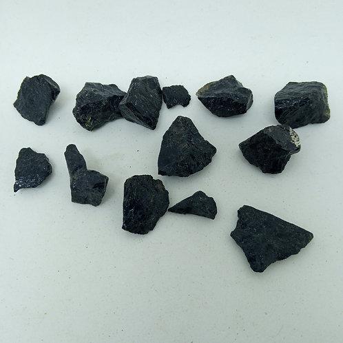 Pedras Turmalina Negra 24g